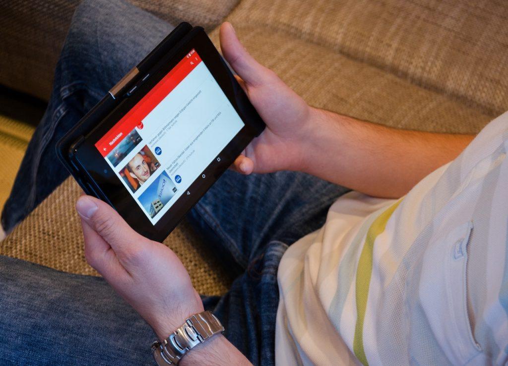 campanii și promovare prin anunturi YouTube
